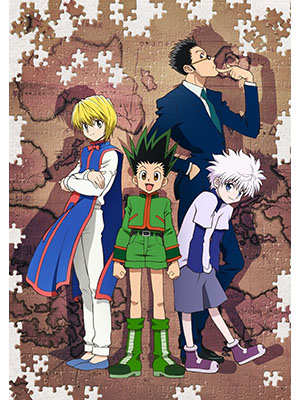 Anime Hunter x Hunter (2011) Serie