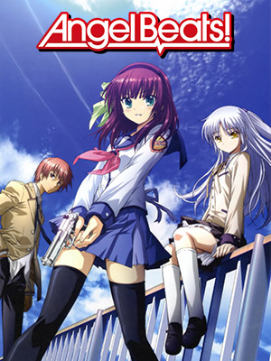 Anime Angel Beats! Serie