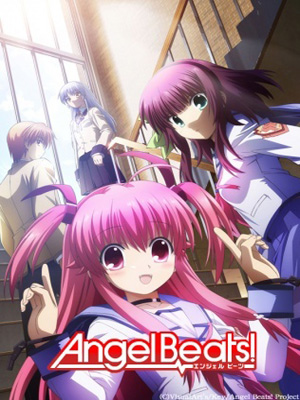 Anime Angel Beats!: Stairway to Heaven Especial