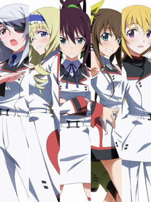 Anime IS: Infinite Stratos Serie