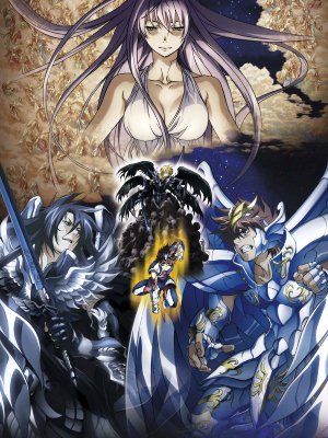 Anime Saint Seiya: The Lost Canvas - Meiou Shinwa Dai-2-Shou OVA