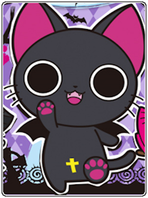 Anime Nyanpire The Animation Serie