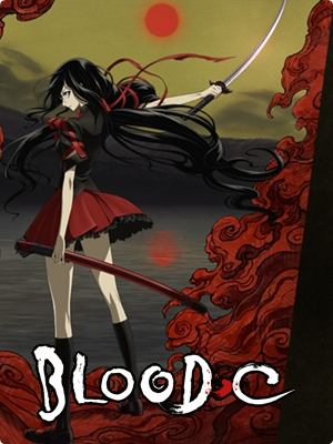 Anime Blood-C Serie