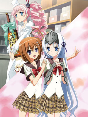 Anime Kore wa Zombie Desu ka? of the Dead Serie