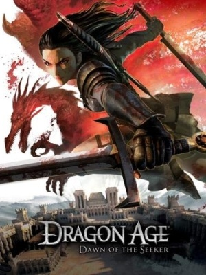 Anime Dragon Age: Blood Mage no Seisen Pelicula