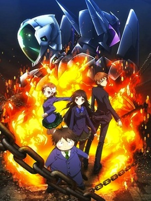 Anime Accel World Serie