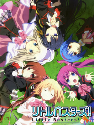Anime Little Busters! Serie