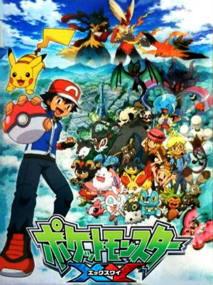 Anime Pocket Monsters XY Serie