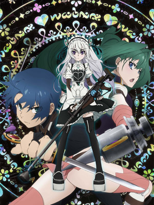Anime Hitsugime no Chaika Serie
