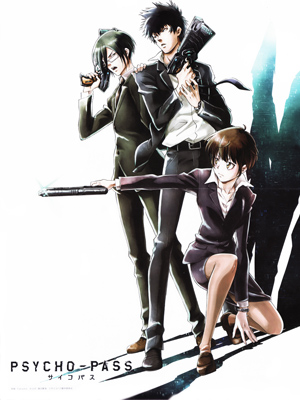 Anime Psycho-Pass New Edit Version Serie