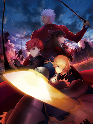Anime Fate/stay night: Unlimited Blade Works (TV) Serie