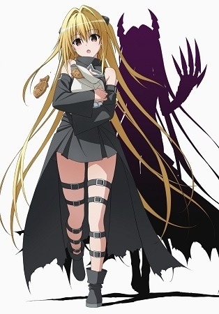 Anime To Love-Ru -Trouble- Darkness 2nd Serie