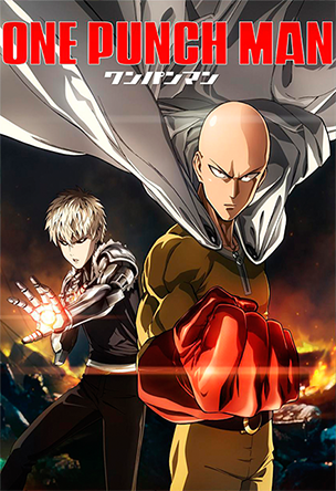 Anime One-Punch Man Serie