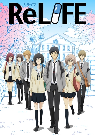 Anime ReLIFE Serie