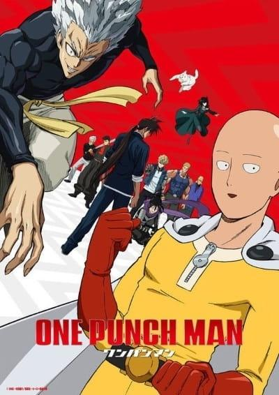 Anime One Punch Man 2 Serie