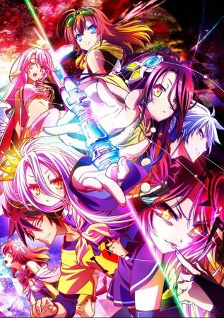 Anime No Game No Life: Zero Pelicula
