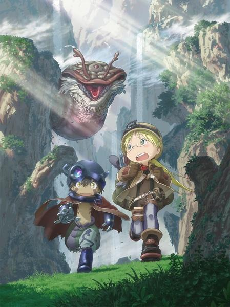 Anime Made in Abyss Serie
