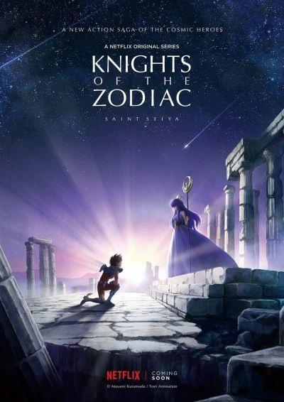Anime Knights of the Zodiac: Saint Seiya Web