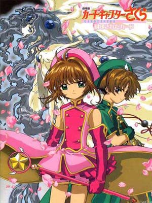Anime Cardcaptor Sakura Movie 2: The Sealed Card Pelicula