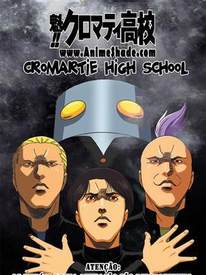 Anime Cromartie High School Serie