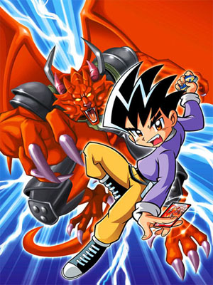 Anime Duel Masters Serie