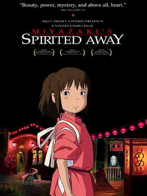 Anime Spirited Away Pelicula