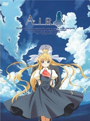 Anime Air Pelicula