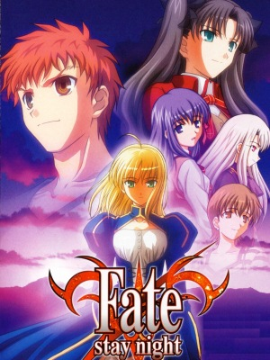 Anime Fate/stay night Serie