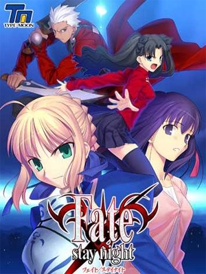 Manga Fate/stay night Manga