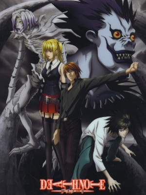 Anime Death Note Serie