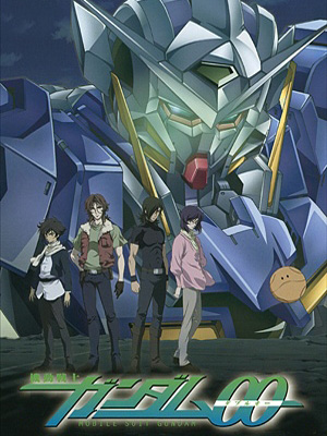Anime Mobile Suit Gundam 00 Serie