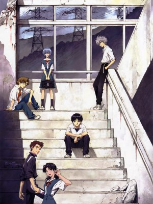 Anime Rebuild of Evangelion 1.0: You Are (Not) Alone Pelicula