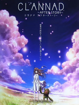 Anime CLANNAD After Story Serie