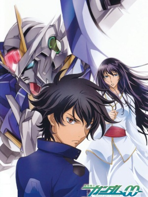 Anime Mobile Suit Gundam 00 S2 Serie
