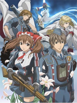 Anime Senjo no Valkyria -Gallian Chronicles- Serie